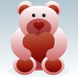 Cute Teddy Bear Stock Photo