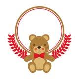 Cute teddy bear Stock Photography
