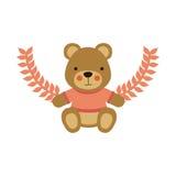 Cute teddy bear Stock Image