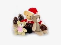 Cute teddy beardoll Royalty Free Stock Image