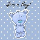 Cute Teddy boy Royalty Free Stock Photo