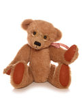 Cute teddybear soft toy Royalty Free Stock Images