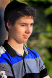 Cute Teen Boy Royalty Free Stock Image