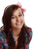 Cute teen girl Stock Image
