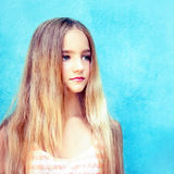 Cute teen girl Royalty Free Stock Photos