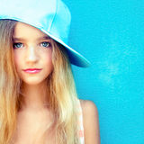 Cute teen girl Royalty Free Stock Photography