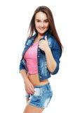 Cute teen model Stock Photography