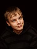Cute teenager Stock Photos