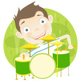 Cute Teenager Royalty Free Stock Images