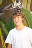 Cute Teenager Royalty Free Stock Photography