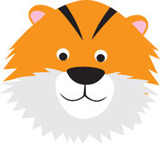 Cute tiger Royalty Free Stock Photo