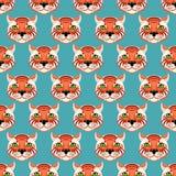 Cute tiger Stock Image