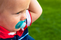 Cute toddler Royalty Free Stock Images