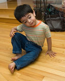 Cute toddler Stock Images