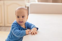Cute toddler boy Stock Photography