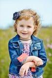Cute toddler Stock Image