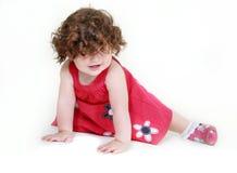 Cute toddler girl Royalty Free Stock Photo
