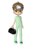 Cute Toon Doctor Royalty Free Stock Image