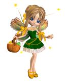 Cute Toon Easter Fairy - 1 Stock Photos