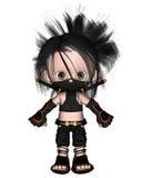 Cute Toon Ninja Stock Photos