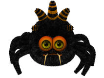 Cute toon spider Royalty Free Stock Image