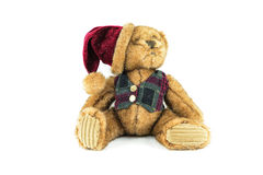 Cute toy bear Stock Images