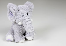 Cute toy elephant Royalty Free Stock Images