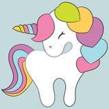 Cute unicorn. Stock Images
