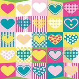 Cute Valentine Background Royalty Free Stock Photography