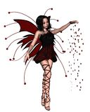 Cute Valentine Fairy - 3 Stock Photography