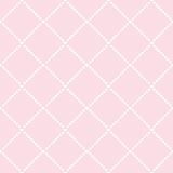 Cute valentine's seamless pattern with hearts Royalty Free Stock Images