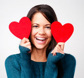 Cute valentines day Stock Photos