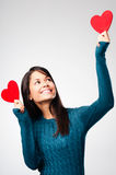 Cute valentines day Stock Image