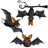 Cute vector bat Royalty Free Stock Image