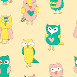 Cute vector illustration. Stock Images