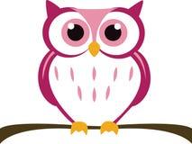 Cute Vector Owl vector illustration