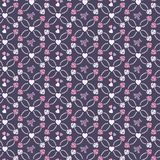 Cute vector seamless pattern Royalty Free Stock Images