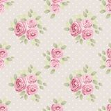 Cute vintage seamless shabby chic floral patterns for your decoration. Cute vintage seamless shabby chic floral pattern for your decoration, can be used as Stock Photos