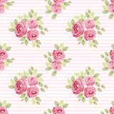 Cute vintage seamless shabby chic floral patterns for your decoration. Cute vintage seamless shabby chic floral pattern for your decoration, can be used as vector illustration