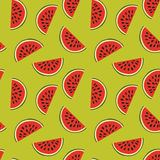 Cute Watermelon background Royalty Free Stock Photos