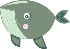Cute Whale Stock Photos