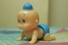 Cute Baby Toy royalty free stock photography
