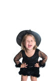 Cute Witch Stock Photos
