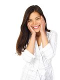 Cute woman Royalty Free Stock Images
