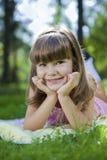 Cute youn girl Stock Photography