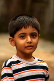 Cute young Asian boy Stock Images