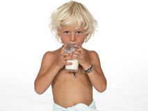 Cute, young boy Royalty Free Stock Photo