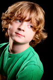 Cute young boy Royalty Free Stock Images