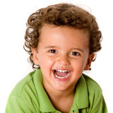 Cute Young Boy Royalty Free Stock Image