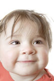 Cute young boy smiling Royalty Free Stock Photography